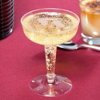 Clear 2 Piece Plastic Champagne Gl 360 Case