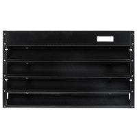 Avantco 17814696 21 inch x 10 3/4 inch Black Grill