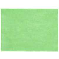 9 inch x 12 inch 40# GreenTreat® Steak Paper Sheets - 1000/Case
