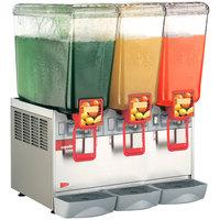 Cecilware Arctic Economy 20/3PE Triple 5.4 Gallon Bowl Premix Cold Beverage Dispenser