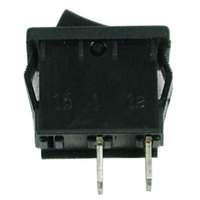 Turbo Air 30281Q0100 Black On/Off Rocker Switch