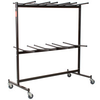 National Public Seating 84 Folding Chair Dolly