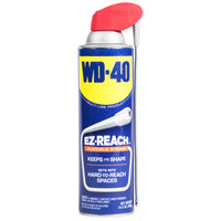 WD-40 490194 14.4 oz. EZ-Reach Spray Lubricant with Flexible Straw