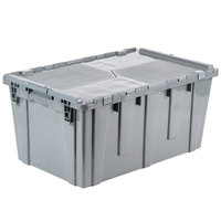 25 inch x 15 inch x 12 inch Gray Chafer / Storage Box