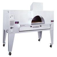 Bakers Pride FC-616 IL Forno Classico Natural Gas Brick Lined Deck Oven - 60 inch