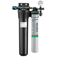 Everpure EV9328-01 Coldrink Single 1-MC2 Water Filtration System with Pre-Filter - .5 Micron and 1.67 GPM