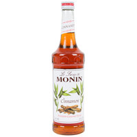 Monin 750 mL Premium Cinnamon Flavoring Syrup