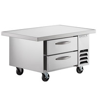 Beverage-Air WTRCS36-1-48 48 inch Two Drawer Refrigerated Chef Base