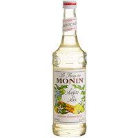 Monin 750 mL Premium Mojito Mix Flavoring Syrup