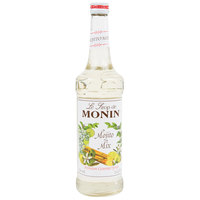 Monin 750 mL Premium Mojito Mix Flavoring Syrup