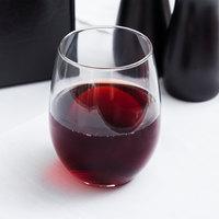 Libbey 213 15 oz. Stemless Wine Glass   - 12/Case