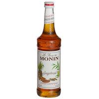 Monin 750 mL Premium Gingerbread Flavoring Syrup