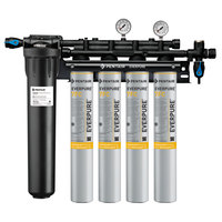 Everpure EV9328-74 Coldrink 4-7FC Water Filtration System with Pre-Filter - .5 Micron and 10 GPM