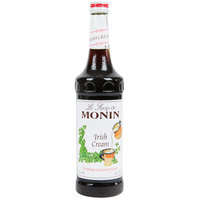 Monin 750 mL Premium Irish Cream Flavoring Syrup