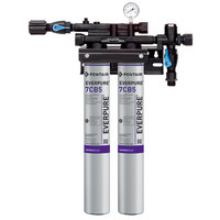 Everpure EV9797-40 7CB5 Twin Water Filtration System - 5 Micron and 5 GPM