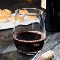 Acopa 15 oz. Stemless Wine Glass - 12/Case