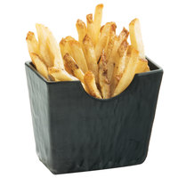 Cal-Mil 3441-65M 4 1/2 inch x 2 1/2 inch Faux Slate French Fry Holder
