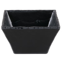 Cal-Mil 3498-5-65M 5 inch Square Faux Slate Bowl