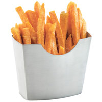 Cal-Mil 3441-55 4 1/2 inch x 2 1/2 inch Stainless Steel French Fry Holder