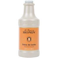 Monin 64 oz. Dulce de Leche Flavoring Sauce
