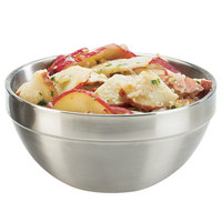 Cal-Mil 3446-7 7 inch x 3 1/2 inch Double Wall Insulated Stainless Steel Bowl