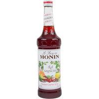 Monin 750 mL Premium Red Sangria Mix