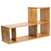 Cal-Mil 1933-99 Madera Reclaimed Wood Building Blocks System - 38 inch x 12 inch x 24 inch