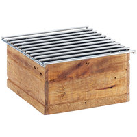 Cal-Mil 3440-99 Madera Chafer Alternative - 10 inch x 10 inch x 5 1/2 inch