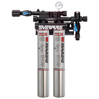 Everpure EV9278-12 QC7I Twin 7CLM Water Filtration System - .5 Micron and 3.4/2.66/2 GPM