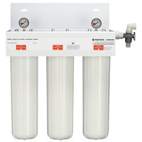 Everpure EV9100-43 CB20-3CV Water Filtration System - 5 Micron and 5 GPM