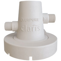 Everpure EV4339-23 Claris Gen 1 Single Filter Head with 3/8 inch QCF Connection
