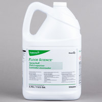 Diversey 996896 Floor Science 1 gallon / 128 oz. Spray Buff Floor Restorer - 4/Case