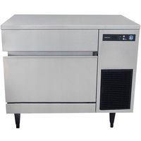 Hoshizaki IM-200BAC 39 1/2 inch Self-Contained Air Cooled Regular Cube Ice Machine - 188 lb.