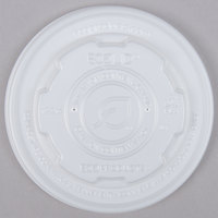 Eco Products EP-ECOLID-SPS EcoLid 8 oz. Soup / Hot & Cold Food Cup Lid - 50/Pack