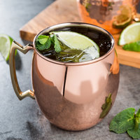 20 oz. Copper Moscow Mule Mug