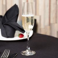 Spiegelau 4078007 Soiree 6.5 oz. Sparkling Wine Flute Glass - 12/Case