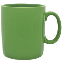 10 Strawberry Street XLBRL-GRN 26 oz. Green Oversized Barrel Mug - 12/Case