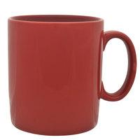 10 Strawberry Street XLBRL-RED 26 oz. Red Oversized Barrel Mug - 12/Case