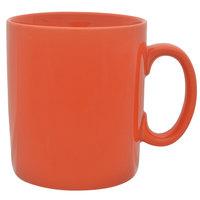 10 Strawberry Street XLBRL-ORG 26 oz. Orange Oversized Barrel Mug - 12/Case