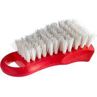 Red Cutting Board Brush
