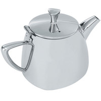 Vollrath 46207 Triennium 12 oz. Mirror-Finished Stainless Steel Teapot