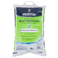 Morton Rust Remover Water Softening Pellets - 40 lb