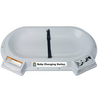 Koala Kare KB112-01CT Countertop Baby Changing Station - Surface Mounted