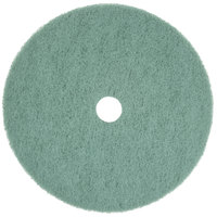 Scrubble by ACS 31-27 Type 31 27 inch Aqua Burnishing UHS Floor Pad - 2/Case