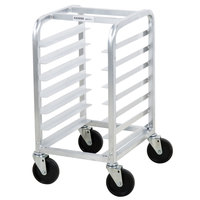 Channel HT307 7 Pan End Load Undercounter Bun / Sheet Pan Rack - Assembled