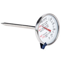 Taylor 3504 4 1/2 inch TruTemp Dial Meat Thermometer