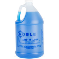 Noble Chemical 1 Gallon Dry It Low Rinse Aid / Drying Agent for Low Temperature Dish Machines - Ecolab® 13720 Alternative - 4 / Case