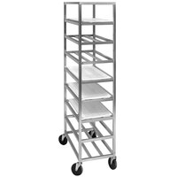 Channel UPR8 Universal Aluminum Platter Rack - 8 Shelf