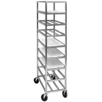 Channel UPR8 Universal Aluminum Platter Rack - 8 Shelf