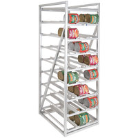 Channel CSR-99 Heavy-Duty Full Size Stationary Aluminum Can Rack for #10 and #5 Cans
